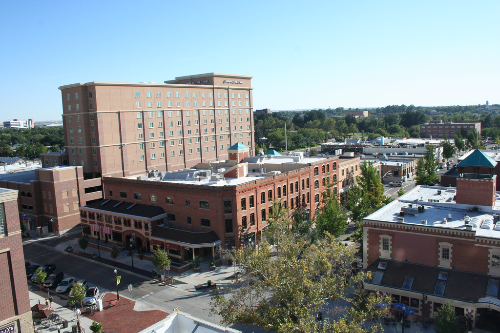 Bodo Downtown Boise